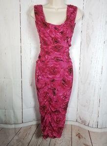 Jean Paul Gaultier Fuzzi m Shirred Bodycon Dress